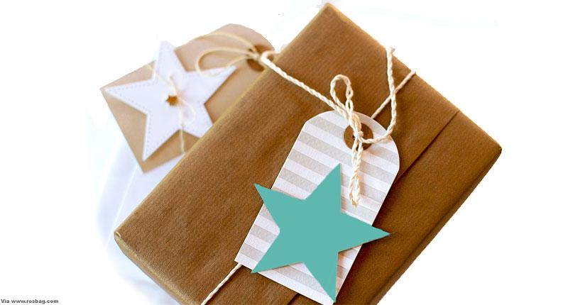 5 fabulosas ideas para reciclar papel en Navidad