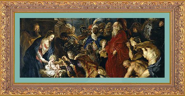 7 pinturas más hermosas de Navidad