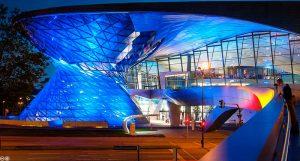 5 Museos con diseños increíblemente originales