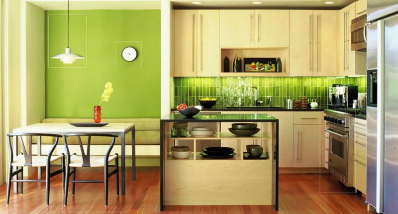 7 geniales estilos de cocinas modernas m s que casas for Estilos de gabinetes de cocina