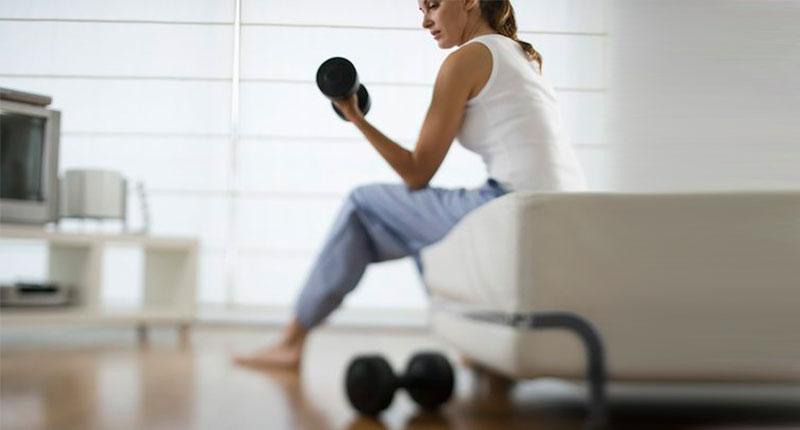 3 sencillos pasos para armar tu gimnasio en casa
