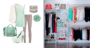 3 trucos geniales para organizar tu armario