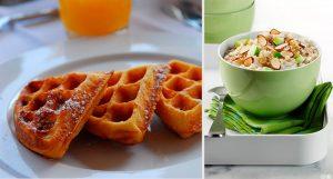 5 claves para preparar un desayuno nutritivo