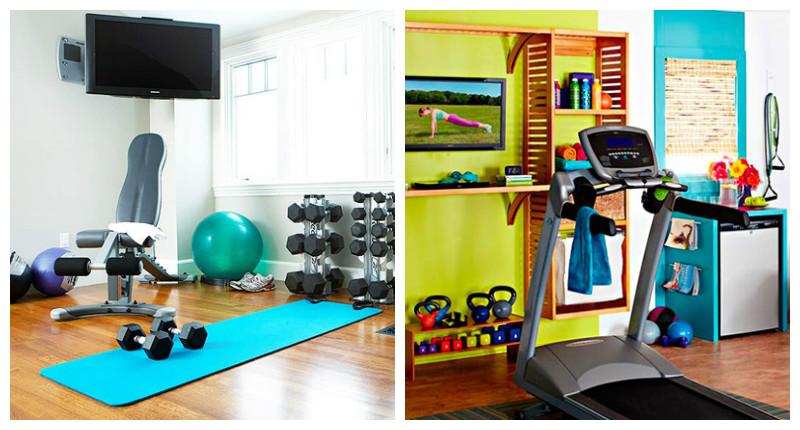 3 pasos para armar tu gimnasio en casa m s que casas - Casa con gimnasio ...