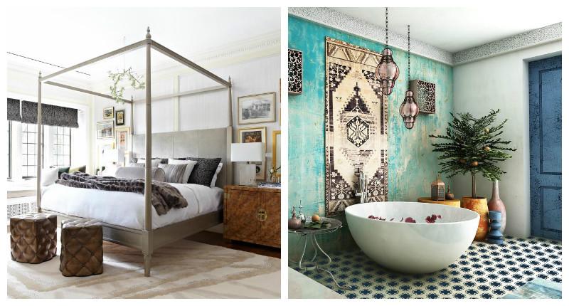 7 trucos para que tu dormitorio luzca como la suite de un gran hotel